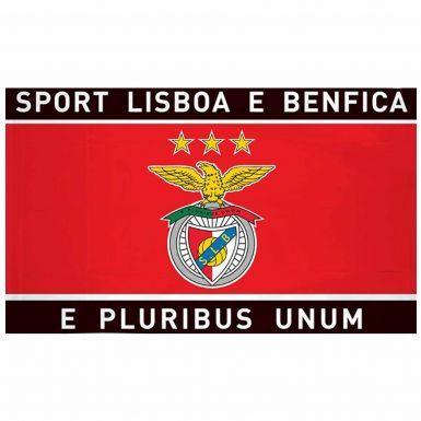 Giant SL Benfica Crest Flag