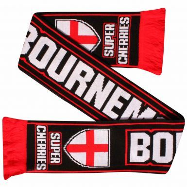 AFC Bournemouth 2020 Football Calendar & Scarf Gift Set