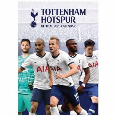 Official SPURS (Premier League) 2020 Soccer Calendar