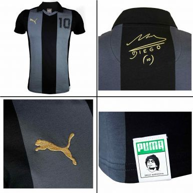 Official Diego Maradona Legend T-Shirt (100% Cotton)