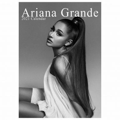 American Singer Ariana Grande 2021 Wall Calendar (A3 Full Colour)
