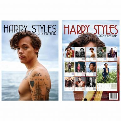 Harry Styles Ex One Direction 2021 Wall Calendar (A3 Full Colour)