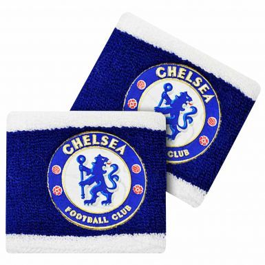 Official Chelsea FC Crest Wristbands