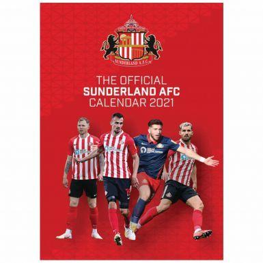 AFC Sunderland 2021 Football Calendar A3