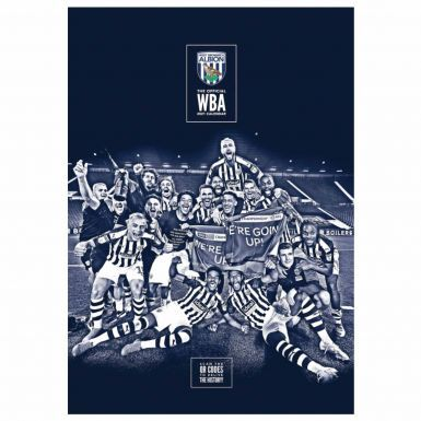 Official West Bromwich Albion 2021 Wall Calendar (A3)