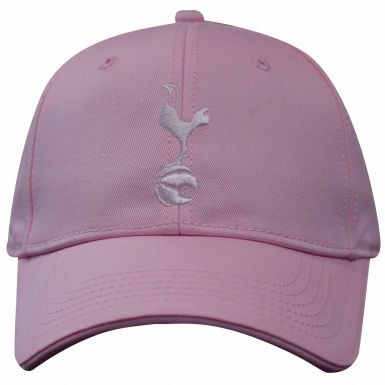 Ladies Spurs Crest Baseball Cap (100% Cotton & Adjustable)