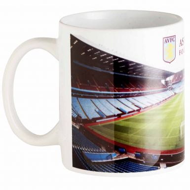 Official Aston Villa Stadium Villa Park Ceramic Mug