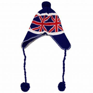 Union Jack Flag Peru Style Hat