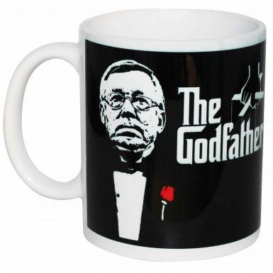 Alex Ferguson Man Utd Football Legend Ceramic Mug