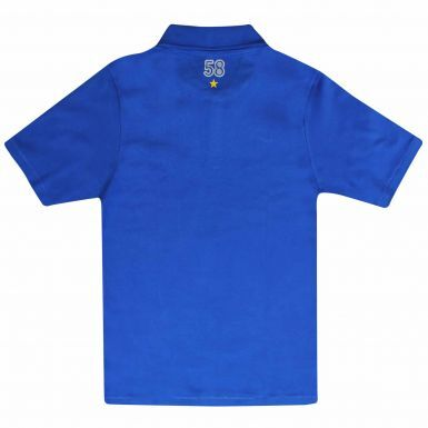 Brazil Football Crest World Cup Polo Shirt