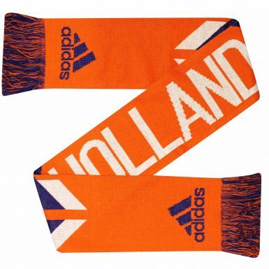 Official Netherlands Holland Football Fans Scarf by Adidas