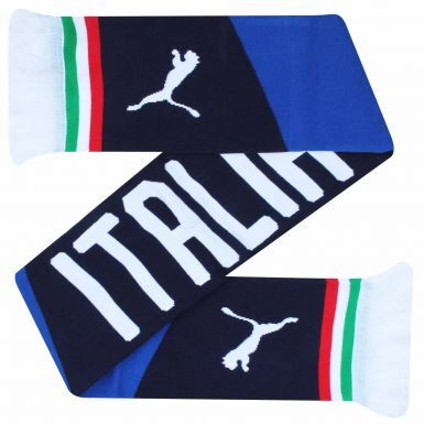Official Italy FIGC Football Fans Souvenir Scarf by PUMA