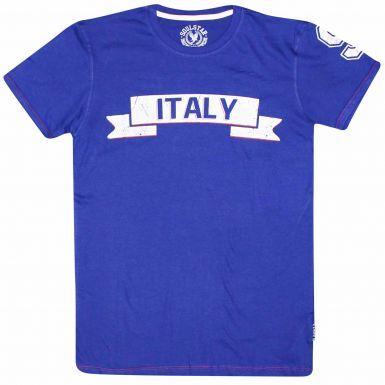 Italy Football Fans Souvenir T-Shirt