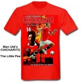 Man Utd Javier Hernandez T-Shirt Manchester United