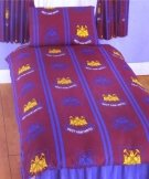 West Ham Utd Single Duvet Set