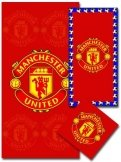 Man Utd 3 Piece Towel Set Manchester United