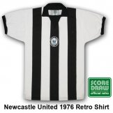 Newcastle Utd Retro Shirt