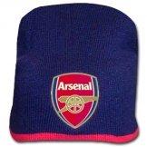 Arsenal FC Crest Beanie Hat