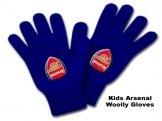 Arsenal FC Crest Gloves