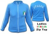 Italy Fitted Tracktop