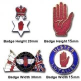 Loyalist Badges