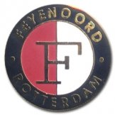 Feyenoord Crest Pin Badge