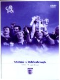 Chelsea v Middlesborough FA Cup Final DVD