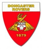 Doncaster Rovers Crest Pin Badge