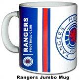 Rangers FC Crest Jumbo Mug