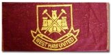 West Ham Bar Towel