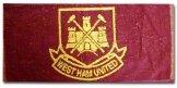 West Ham Bar Towel