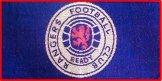 Rangers FC Crest Bar Towel
