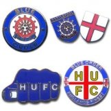 Hartlepool Utd Pin Badges