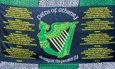 Ireland Fields of Athenry Flag
