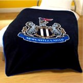 Newcastle Utd Fleece Blanket