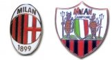 AC Milan Crest Pin Badges