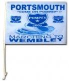 Portsmouth Car Flag