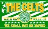 Giant Celtic Crest Flag