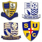 Southend United Pin Badges Southend United