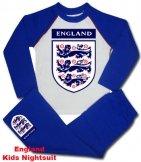 England 3 Lions Pyjamas