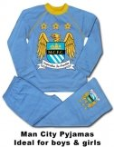 Man City Kids Pyjamas