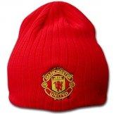 Man Utd Crest Beanie Hat Manchester United