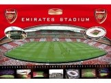 Arsenal FC Emirates Stadium Poster