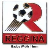 Reggina Crest Pin Badge