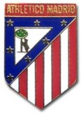 Atletico Madrid Badge