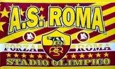 AS Roma Flag