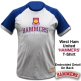 West Ham United Hammers Crest T-Shirt
