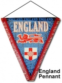 England Pennant for Home or Car