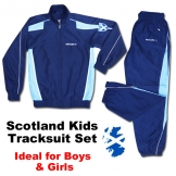 Scotland Kids Tracksuit for Leisurewear or Sport