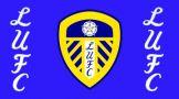 Leeds United Crest Flag
